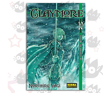Claymore Vol. 10