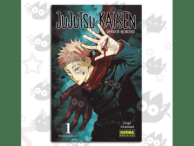 Jujutsu Kaisen Vol. 1
