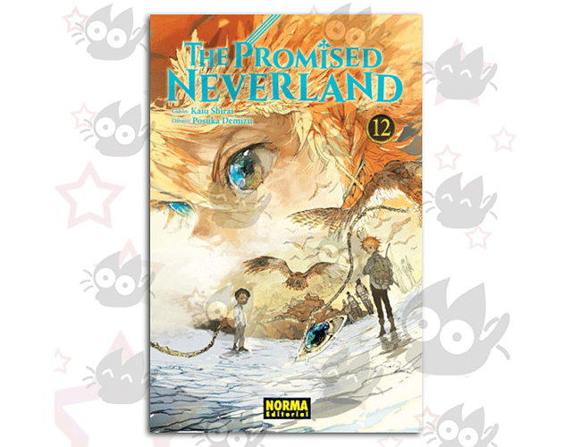 The Promised Neverland Vol. 12