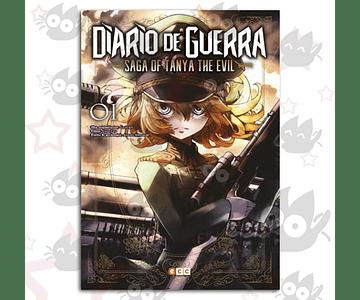 Diario de Guerra - Saga of Tanya the Evil Vol. 1