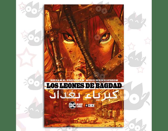 Los Leones De Bagdad - Edición Black Label