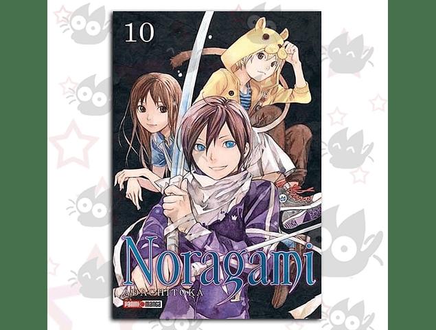 Noragami Vol. 10
