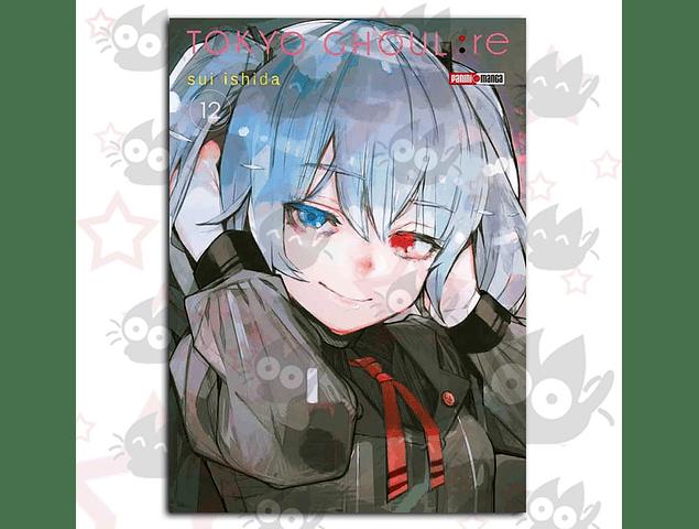 Tokyo Ghoul RE Vol. 12