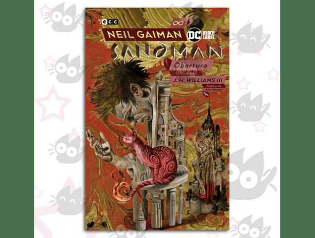 Sandman Obertura - Black Label