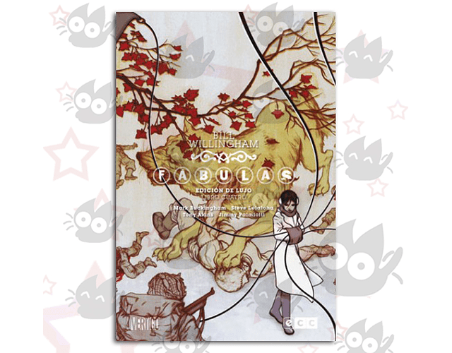 Fábulas: Edición de Lujo - Libro 4