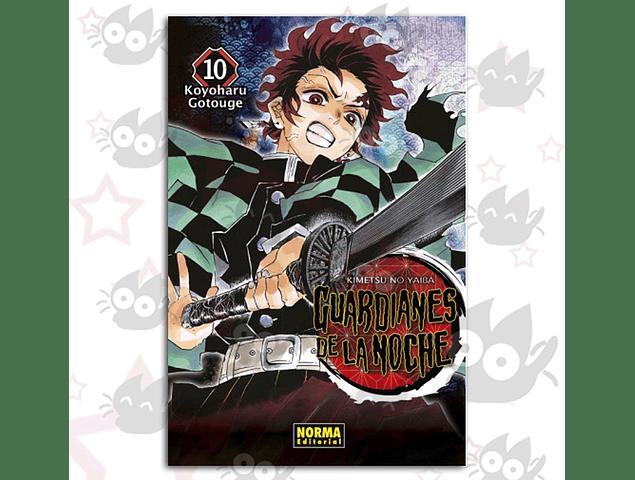 Guardianes De La Noche Vol. 10