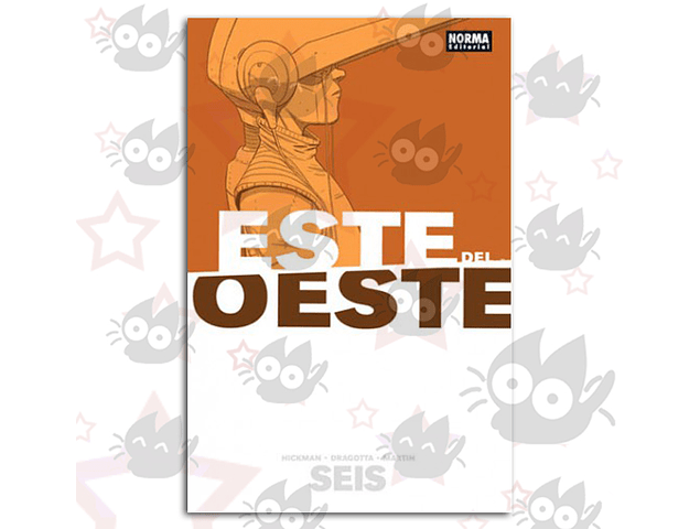 Este del Oeste Vol. 6