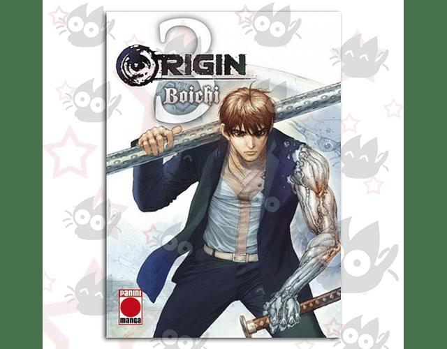 Origin Vol. 3 - Boichi