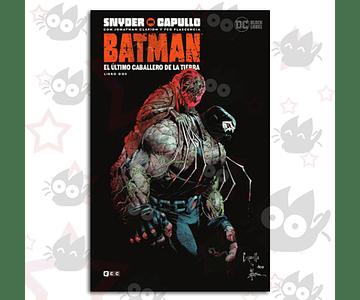 Batman: El Último Caballero de La Tierra - Libro Dos - G