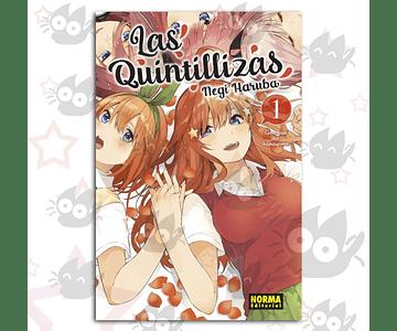 Las Quintillizas Vol. 1 - O