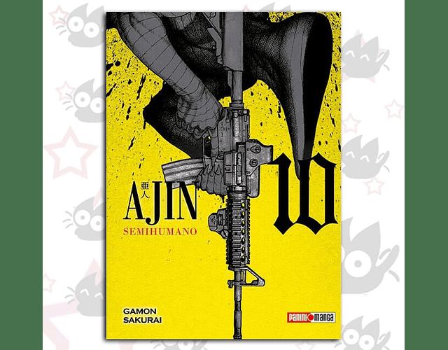Ajin Vol. 10