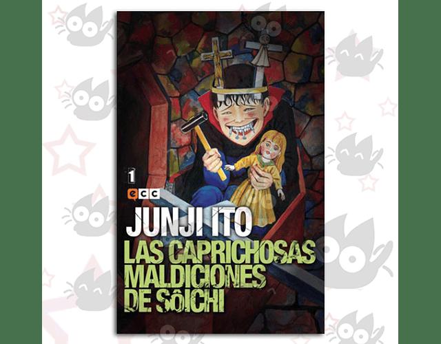 Las Caprichosas Maldiciones De Sôichi Vol. 1