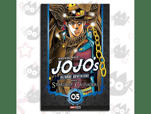 Jojo's Bizarre Adventure 11 - Parte 3 : Stardust Crusaders Vol. 5