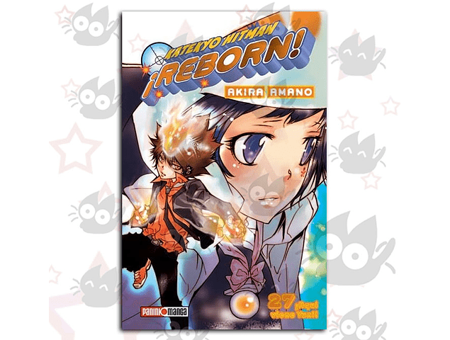 Katekyo Hitman Reborn Vol. 27