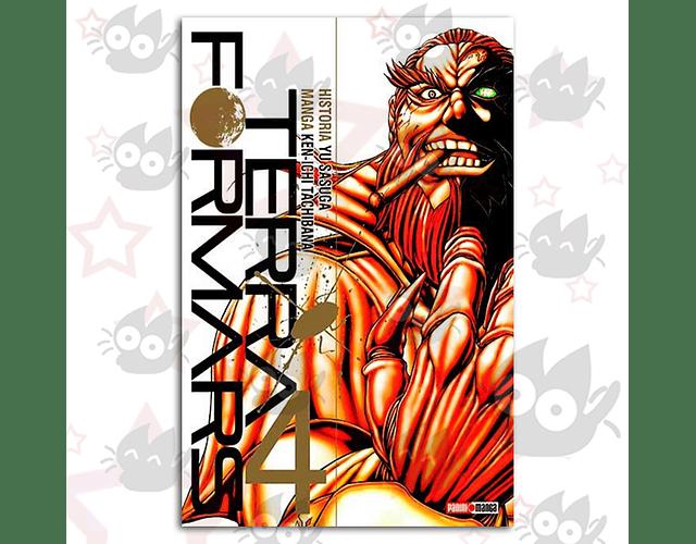 Terraformars Vol. 4