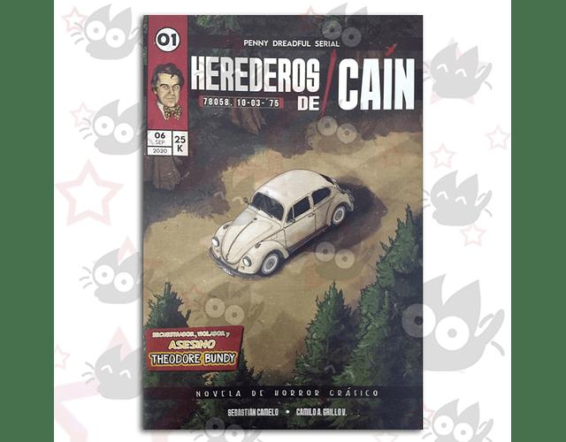 Herederos De Cain # 1