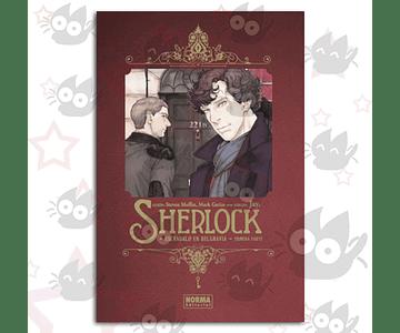 Sherlock Vol. 4 : Escándalo En Belgravia - Primera parte - Edición Deluxe
