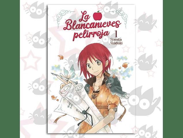 La Blancanieves Pelirroja Vol. 1