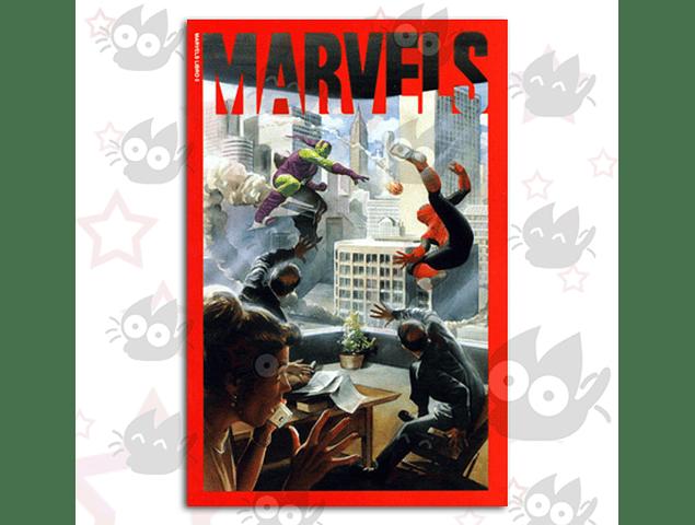 Marvel Facsímil: Marvels 0 + Marvels 1 + Marvels