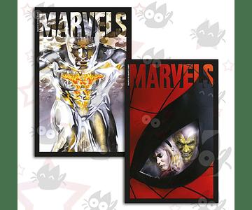 Marvel Facsímil: Marvels 3, Marvels 4