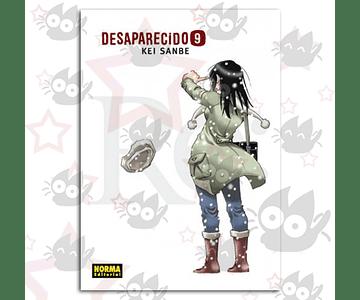 Desaparecido Vol. 9