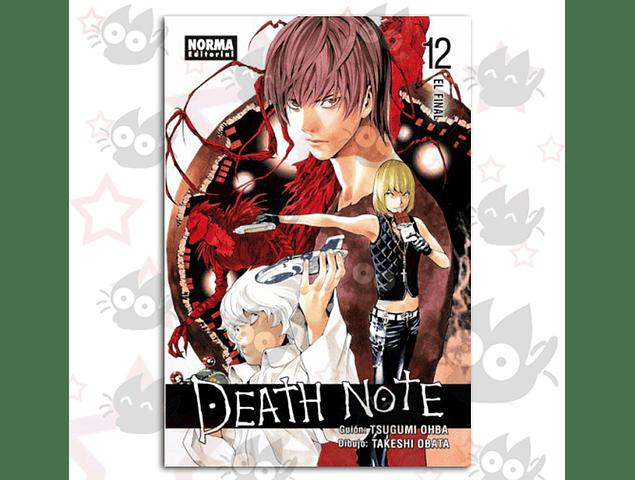 Death Note Vol. 12 - Norma