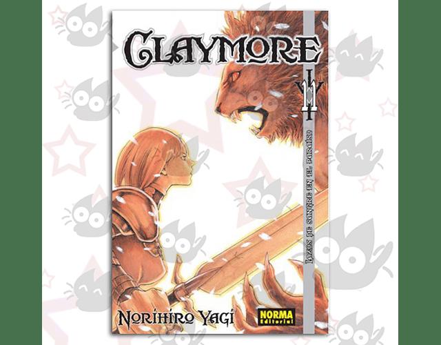 Claymore Vol. 11