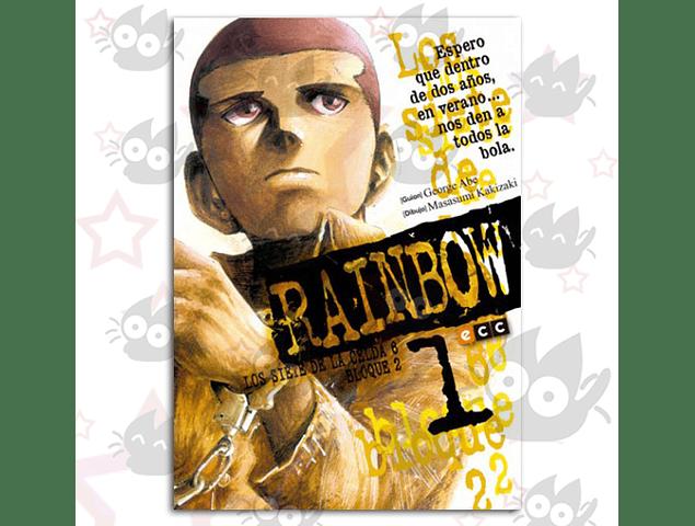 Rainbow, Los Siete de la Celda 6 Bloque 2 Vol. 1