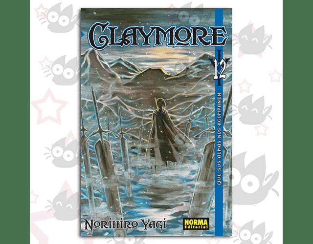Claymore Vol. 12