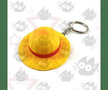 One Piece - Llavero Sombrero