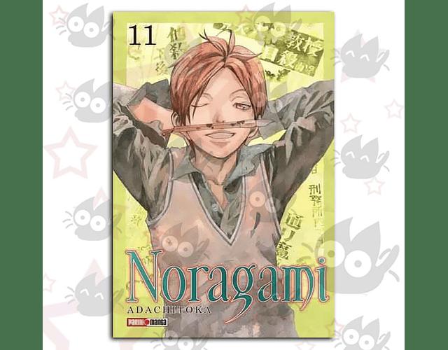 Noragami Vol. 11