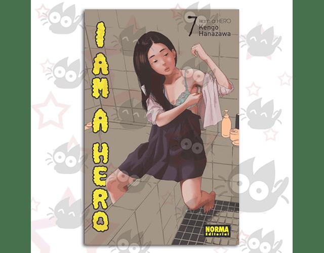 I Am a Hero Vol. 7
