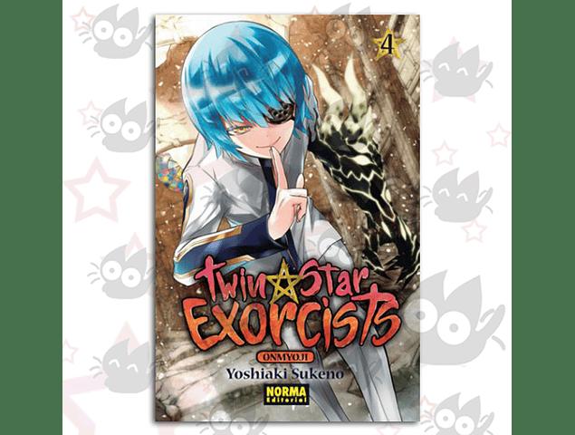 Twin Star Exorcists: Onmyouji Vol. 4
