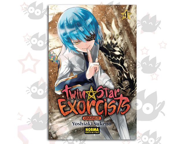 Twin Star Exorcists: Onmyouji Vol. 4