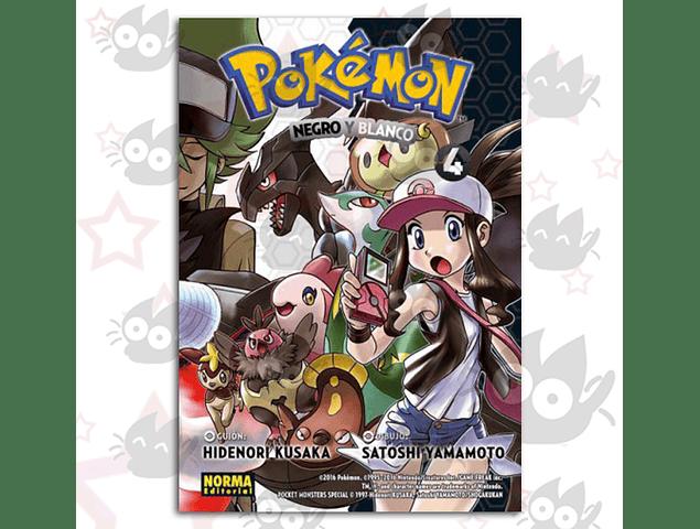 Pokémon Vol. 29: Negro y Blanco #4