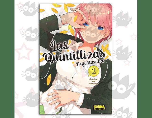 Las Quintillizas Vol. 2