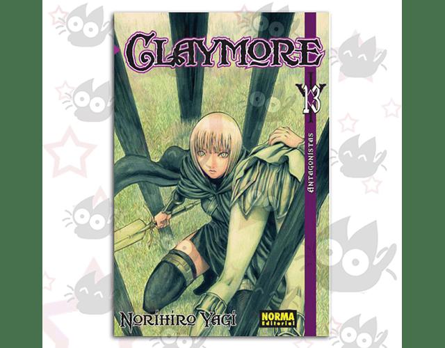 Claymore Vol. 13