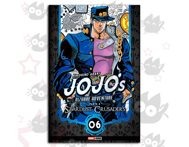 Jojo's Bizarre Adventure 13 - Parte 3 : Stardust Crusaders Vol. 6