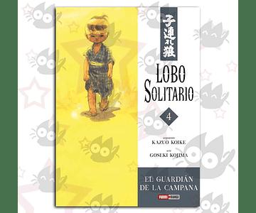 Lobo Solitario Vol. 4