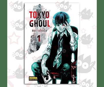 Tokyo Ghoul Vol. 1 - Norma