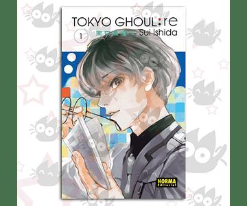 Tokyo Ghoul: Re. Vol. 1 - Norma