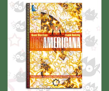 M El Multiverso #4 - Pax Americana