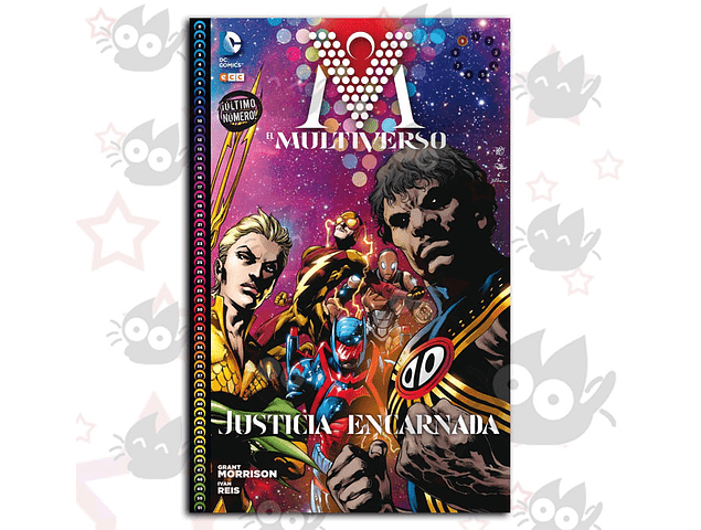 M El Multiverso #9: Justicia Encarnada