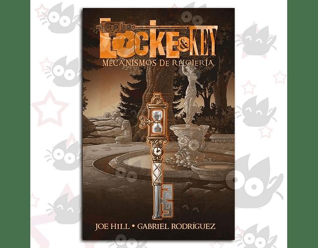 Locke & Key Vol. 5: Mecanismos de Relojería