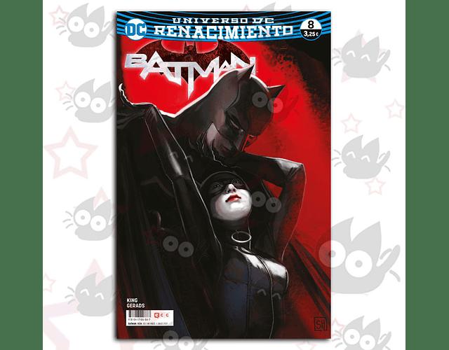 Universo DC Renacimiento Batman #8