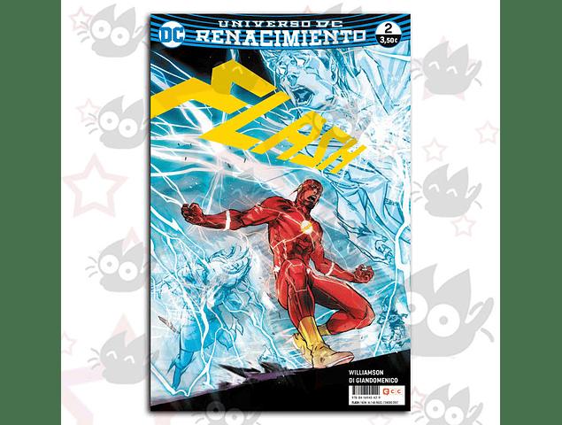 Universo DC Renacimiento Flash #2