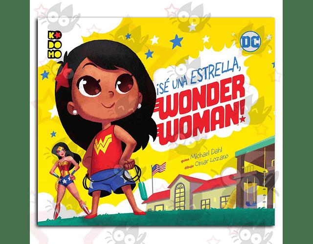 Kodomo - ¡Se una Estrella, Wonder Woman