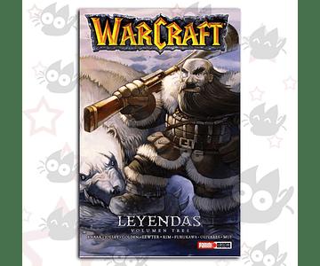 Warcraft Manga: Leyendas #3 (de 5)