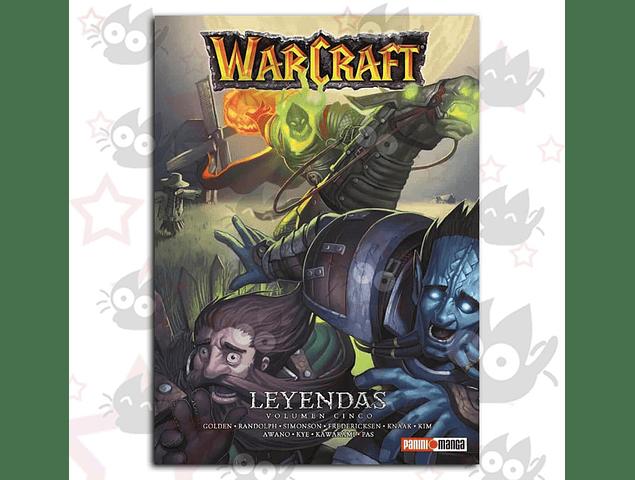 Warcraft Manga: Leyendas #5 (de 5)