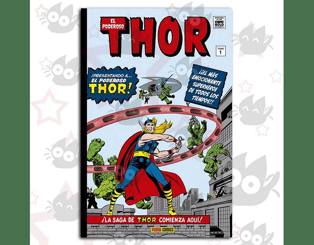 El Poderoso Thor Vol. 1